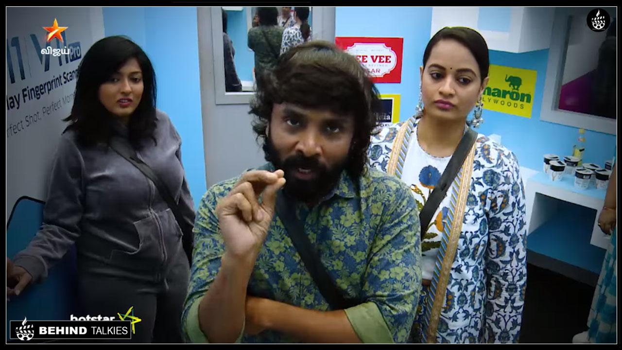 Photo of Bigg Boss Tamil: Snehan Irritating Mumtaz