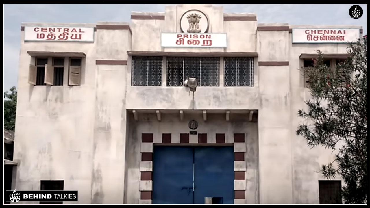Photo of Vada Chennai – Jail Set Making Video