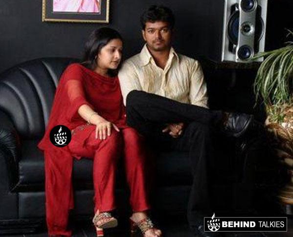Vijay and Sangeeta