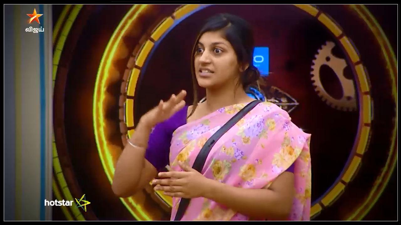 Photo of Bigg Boss Tamil: Viji is going against Riythivika