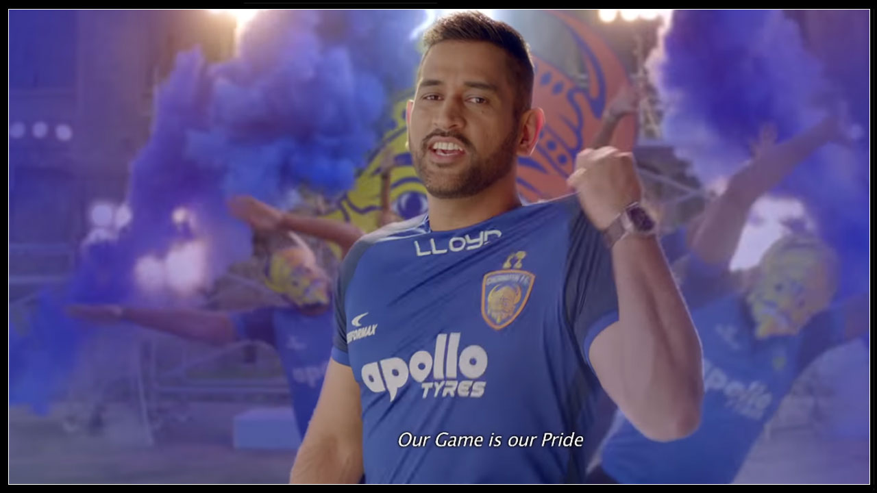 Photo of ISL(Indian Super League) Tamil Teaser | MS Dhoni