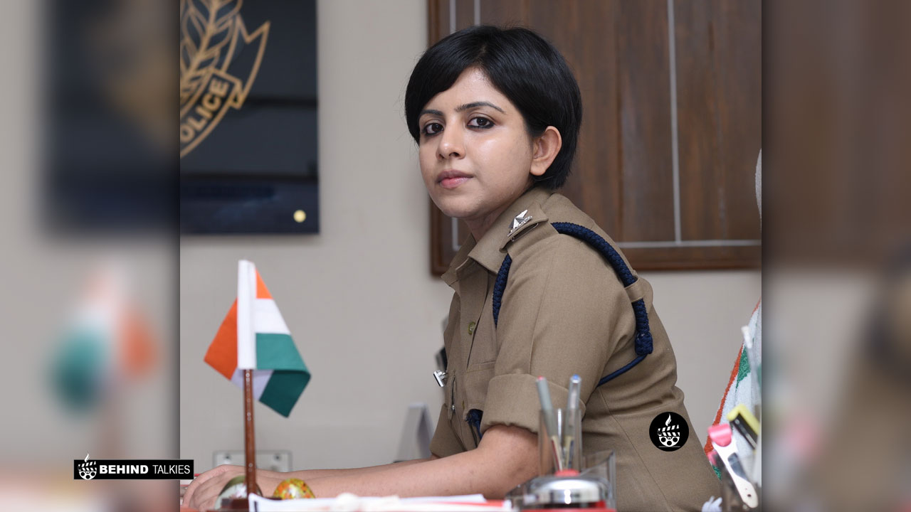 Photo of Merin Joseph IPS