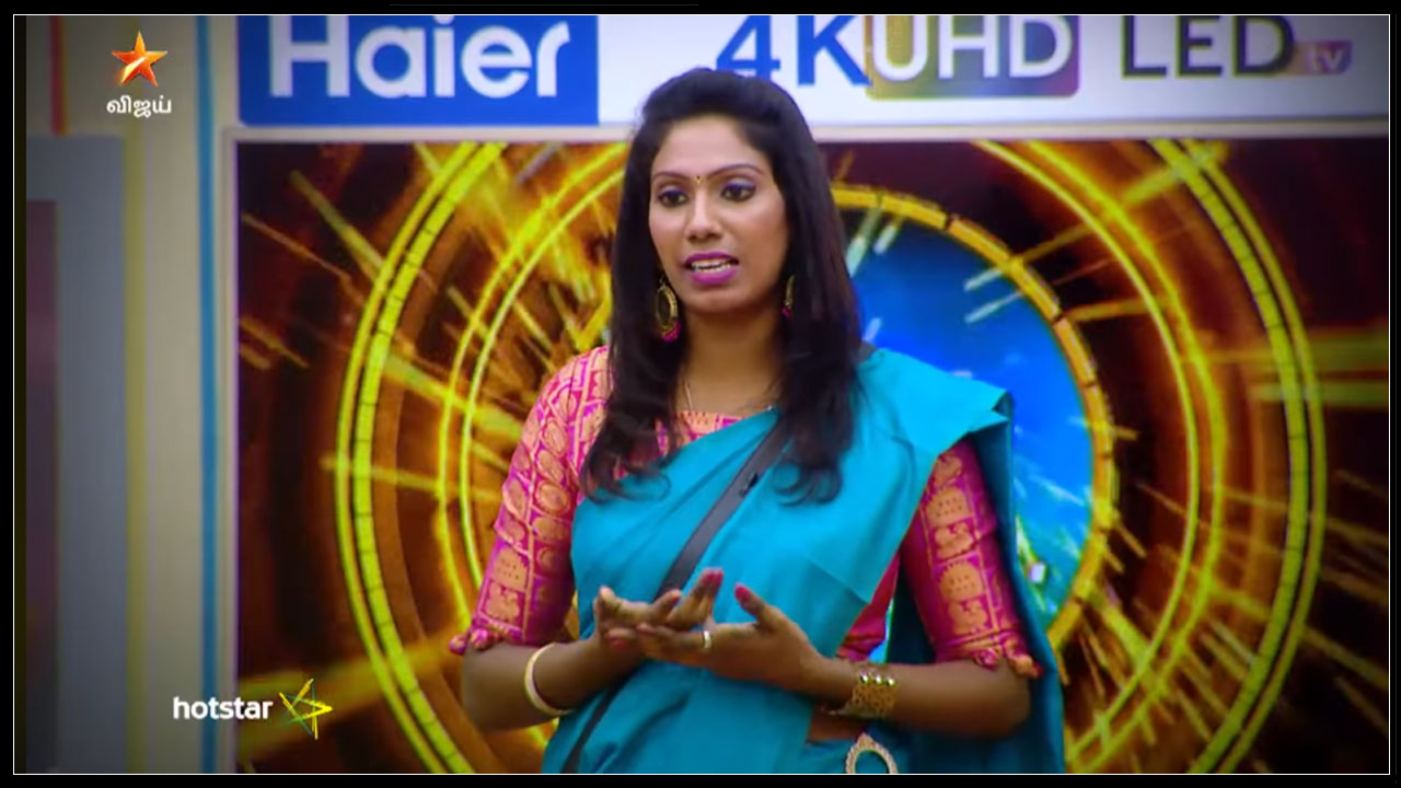 Photo of Bigg Boss Tamil: Nithya Talk About Aishwarya