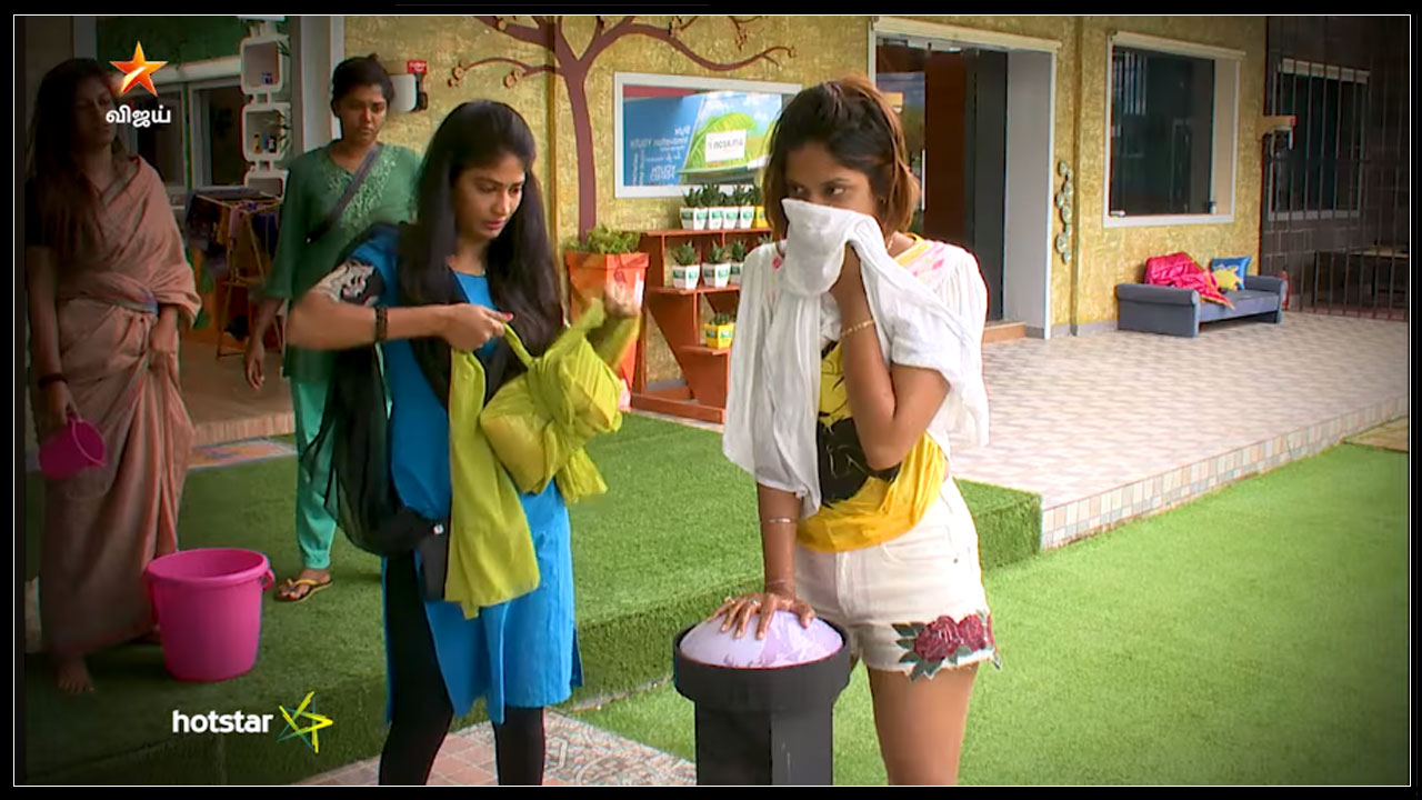 Photo of Bigg Boss Tamil: Vijayalakshmi Planning To Defeat Aishwarya