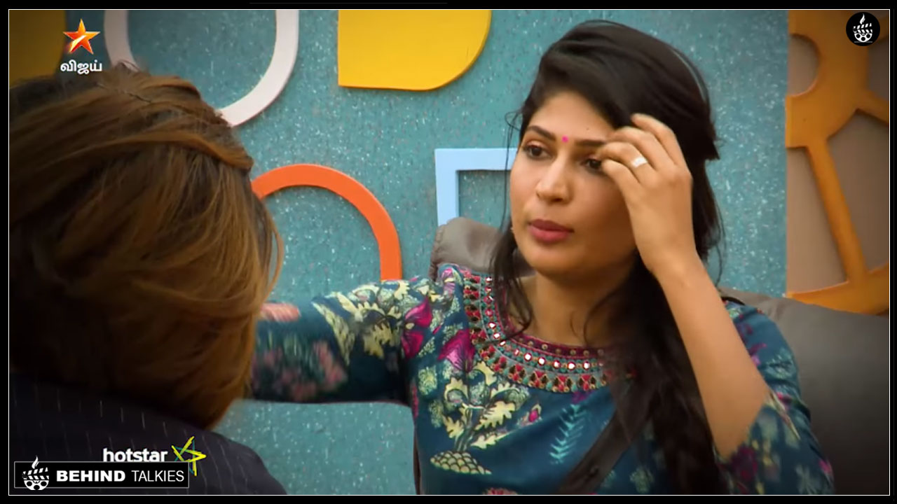 Photo of Bigg Boss Tamil:  Fight Between Mumtaz And Vijayalakshmi