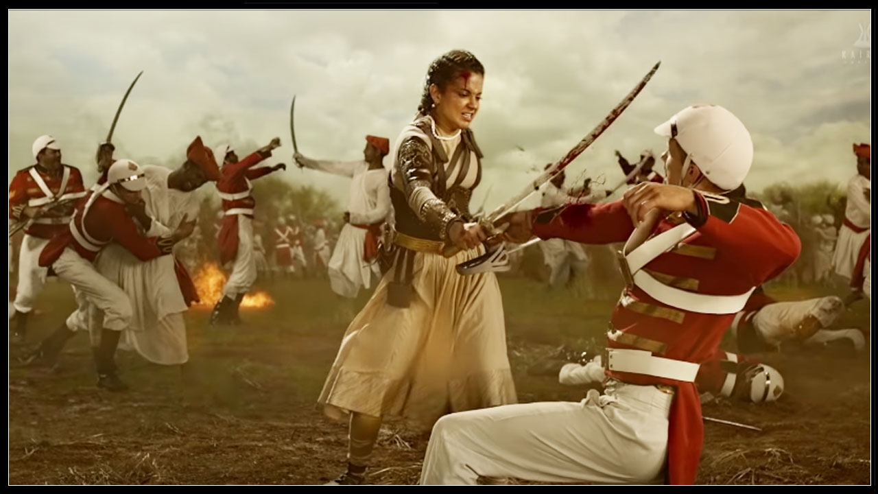 Photo of Manikarnika Official Teaser – Kangana Ranaut