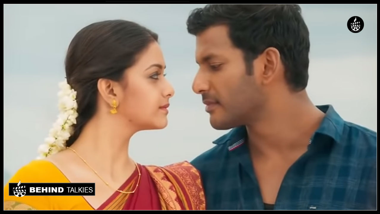 Photo of Vishal 'Sandakozhi2' Kambathu ponnu -Video song is here..!