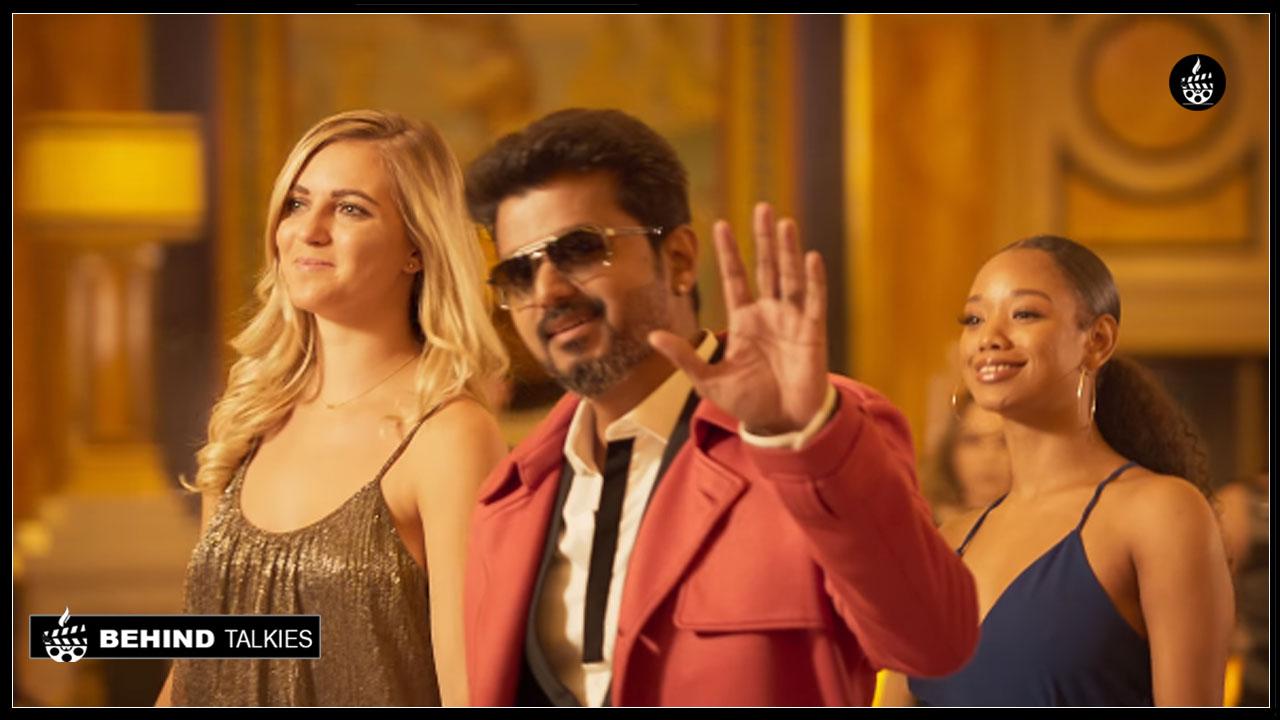 Photo of Sarkar teaser – Starring Vijay, Keerthi Suresh