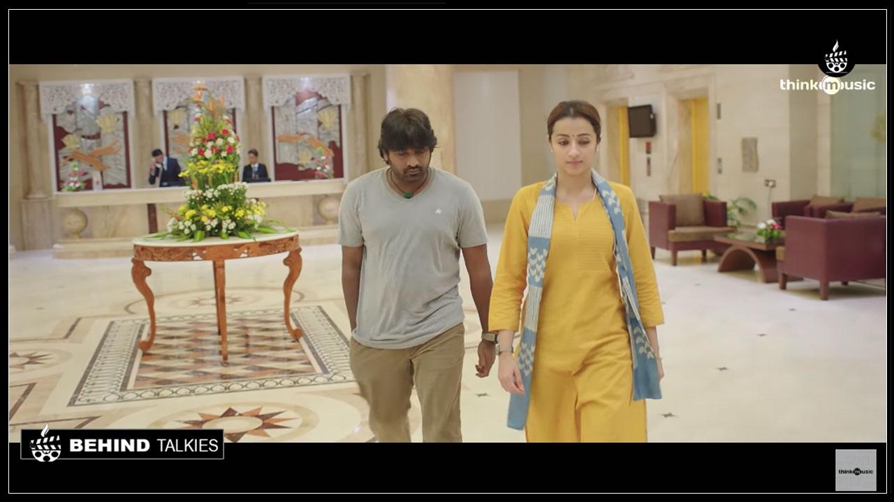 """Photo of 96 Movie """"Thabangaley"""" Video Song-Featuring VijaySethupathi, Trisha"""