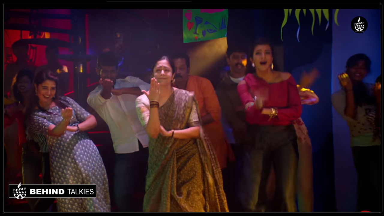 Photo of Jimikki Kammal Jyotika Version From 'Kaatrin Mozhi'