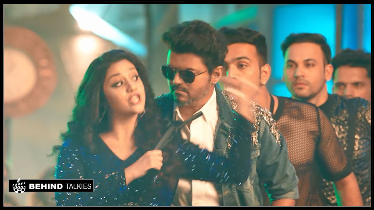 Photo of Super Stylish 'OMG Ponnu ' Video Song From The Movie 'Sarkar'..!