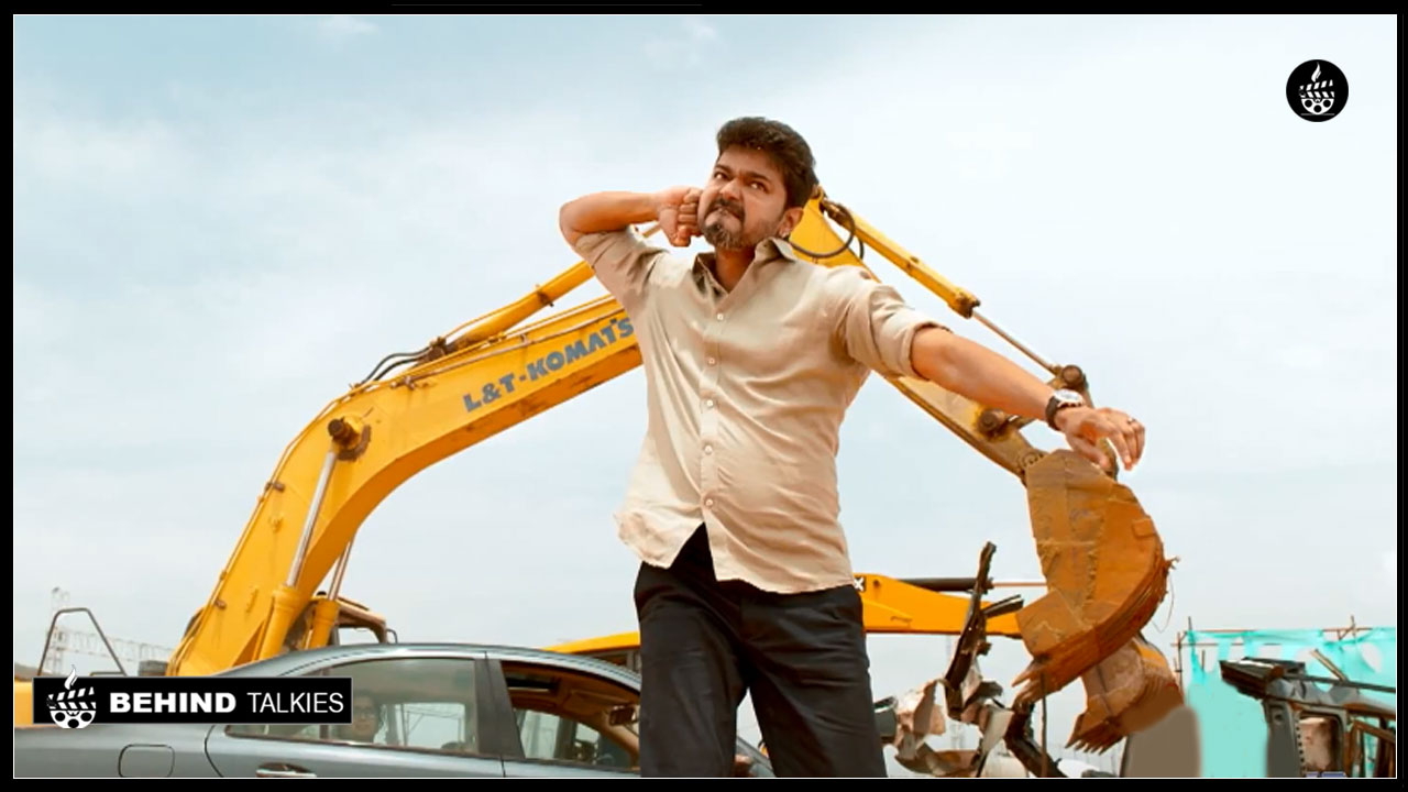 Photo of Sarkar forth promo video is here..!