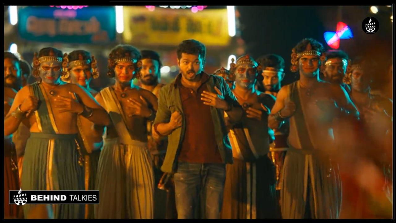 Photo of Much Awaited 'Simtaangaran' Full Video Song From Sarkar..!Video Here..!
