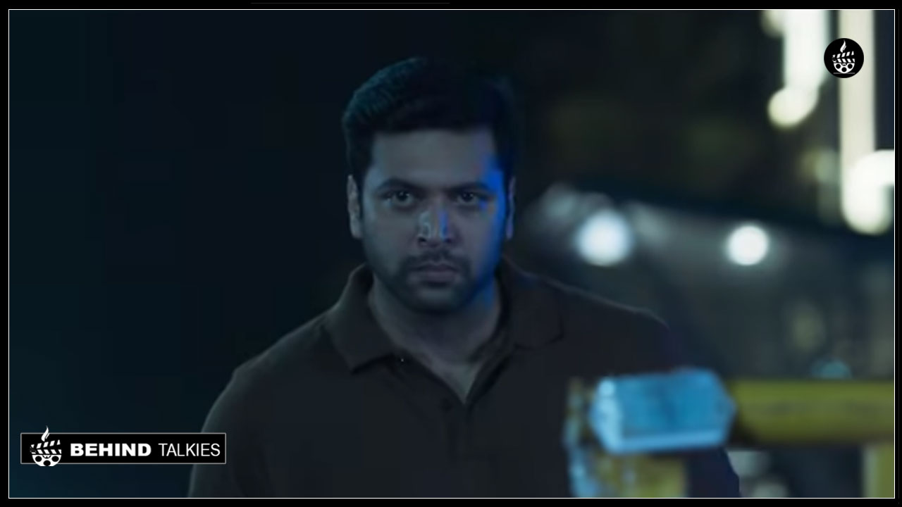 Photo of Ragging Sneak Peak Video From Jayam Ravi's 'Adangamaru' Movie..!