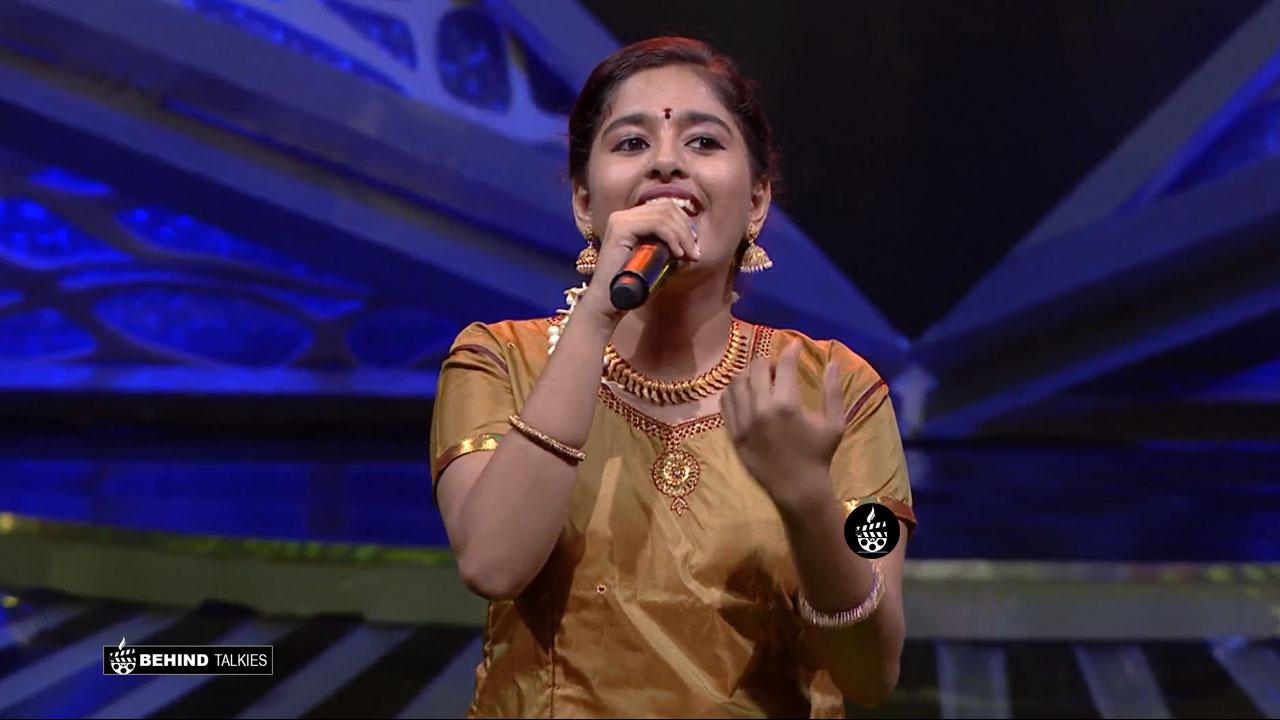 Photo of Aishwarya – Super Singer