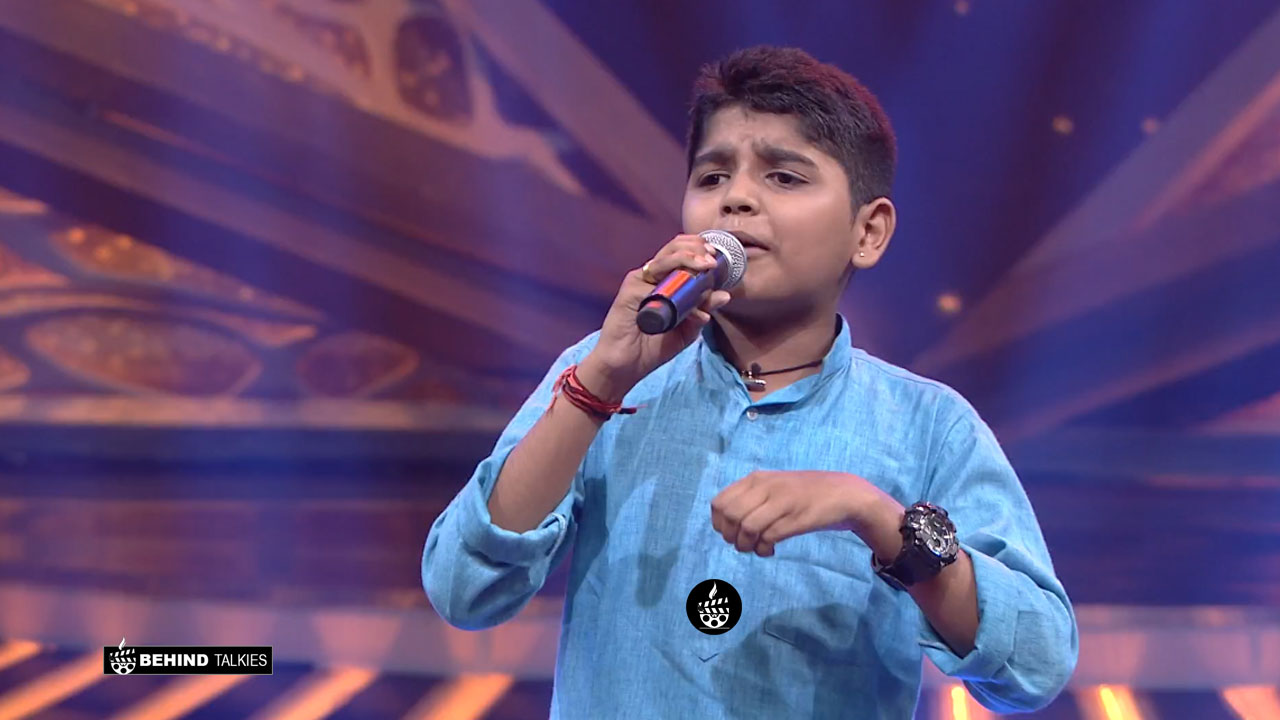 Photo of Anand Bairav sharma – Super Singer