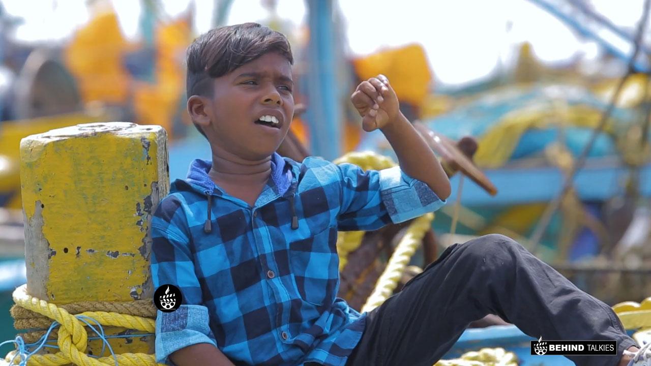 Poovaiyar (Gappese) Super Singer