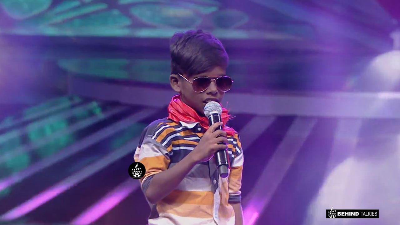 Povaiyar Kappese Super Singer