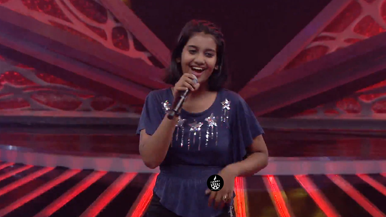 Photo of Anushya – Super Singer