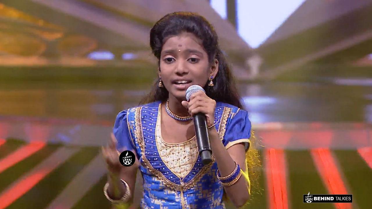 Photo of Vishalini – Super Singer