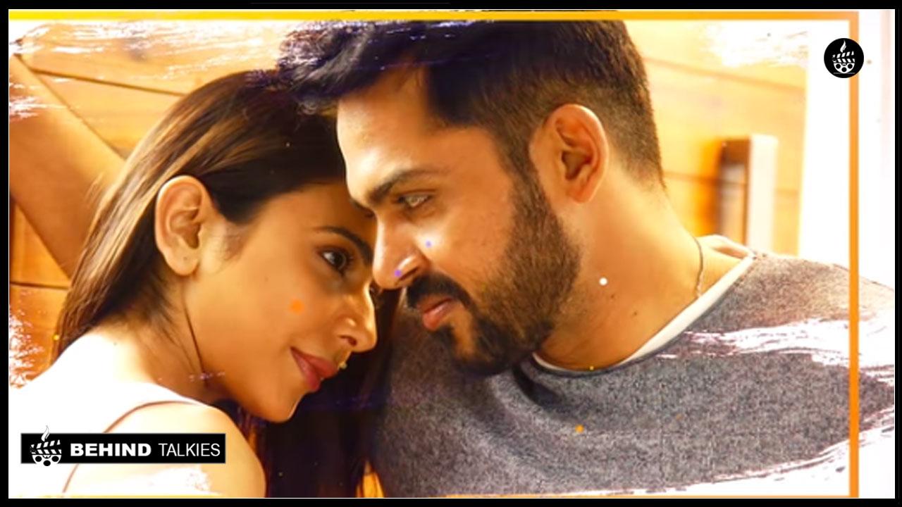 Photo of Anange Lyrical Video Song From karthi 'Dev ' Movie ..!