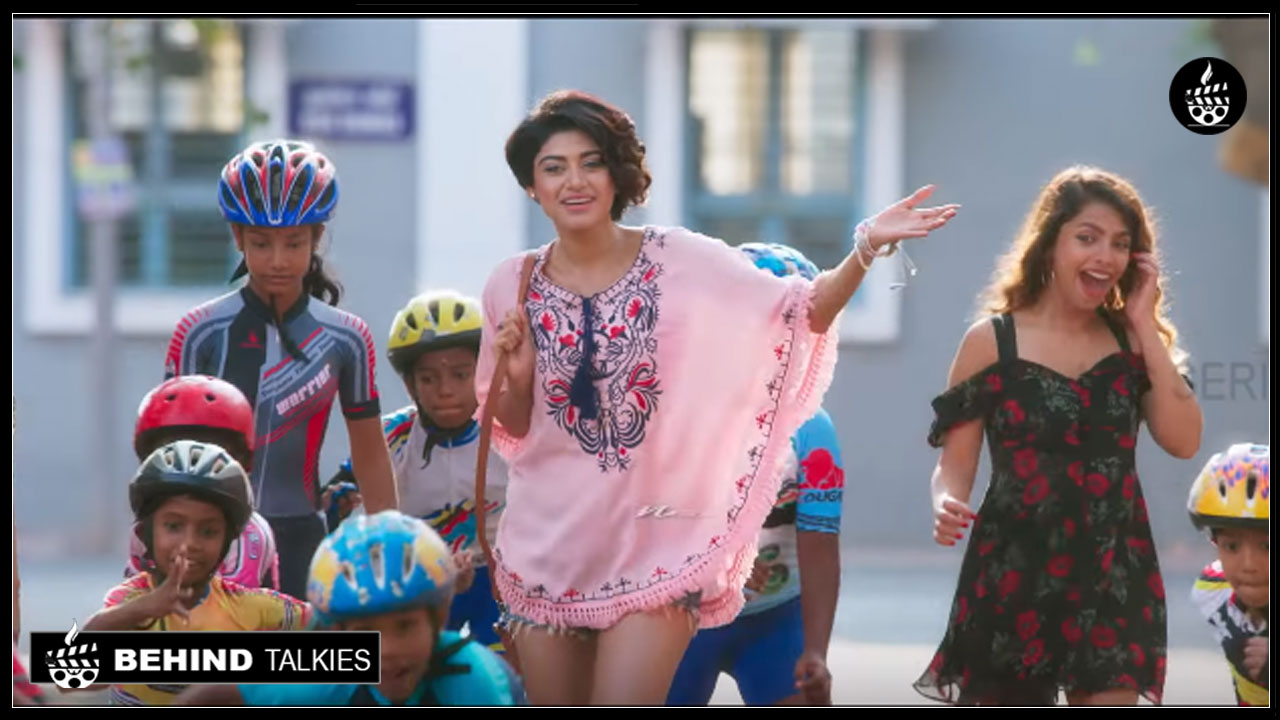 Photo of Oviya Back With Another Song.!Friendy Da Lyric Video Song From 90Ml.!