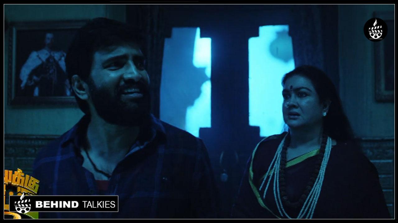 "Photo of Santhanam's ""Dhilluku Dhuddu 2"" New Sneak Peak Video.!"