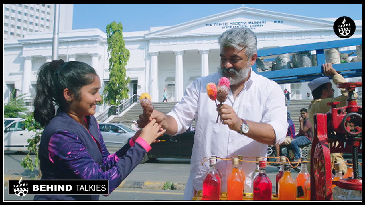 Photo of Ajith's Viswasam 'Kannaana Kanney' Official  Full Video Song.!