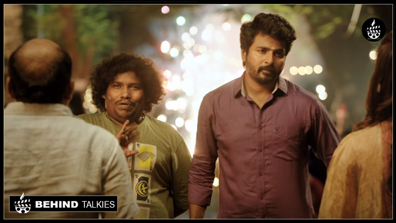 Photo of Sivakarthikeyan Birthday Treat For His Fans.! Here Is The 'Mr.Local' Official Teaser.!