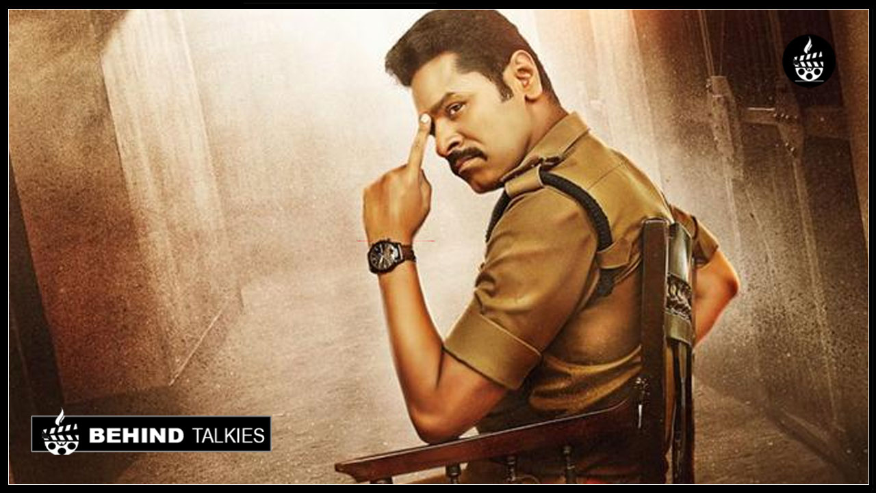 Photo of Prabhudeva First Time As A Cop.! Here Is The Pon Manickavel Movie Teaser.!