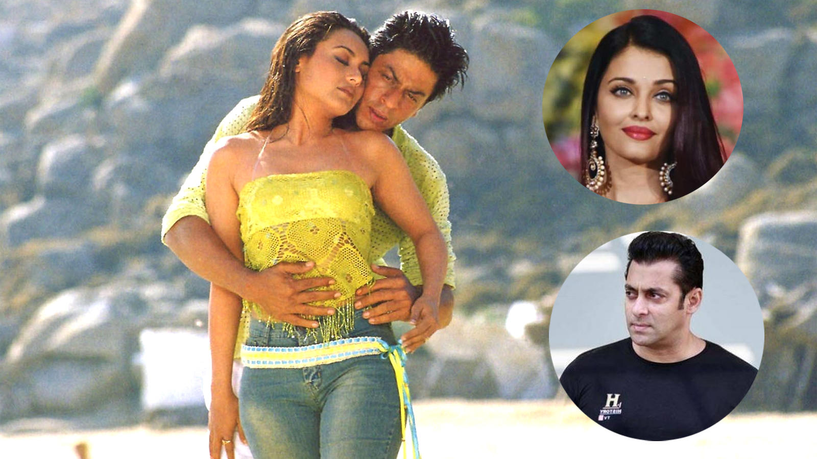 Photo of A throwback to why Shah Rukh replaced Aishwarya Rai in 'Chalte Chalte'.!