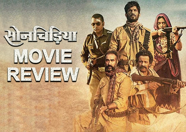 Photo of Sushant Singh Rajput's Sonchiriya Movie Review .!