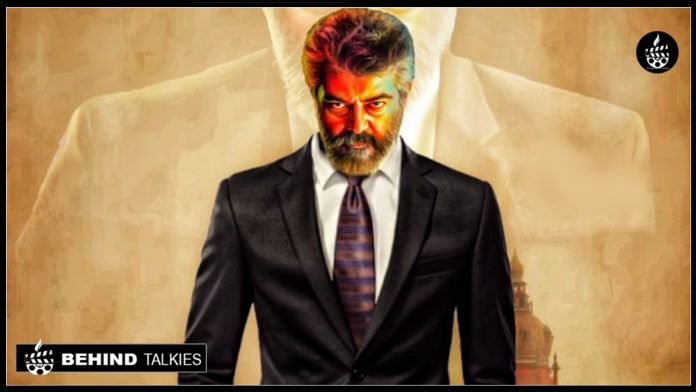Photo of Thala Ajith's Character Name Revealed In Nerkonda Paarvai.!