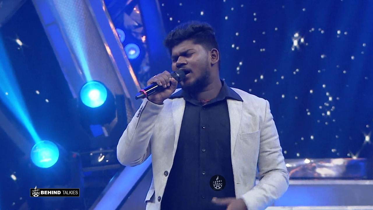 Photo of Gowtham- Super Singer