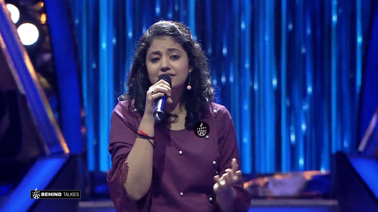 Photo of Poornima- Super Singer