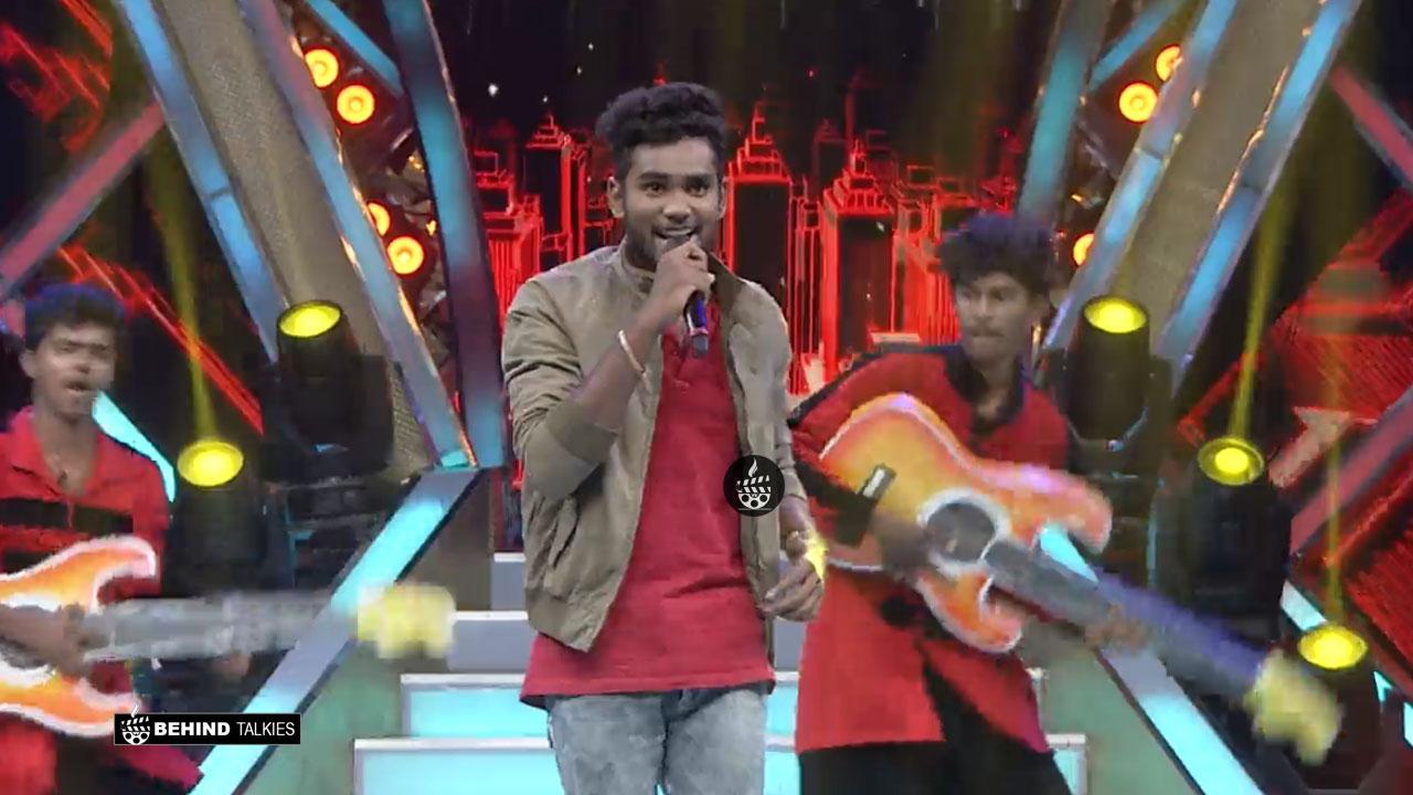 Photo of Sam Vishal – Super Singer