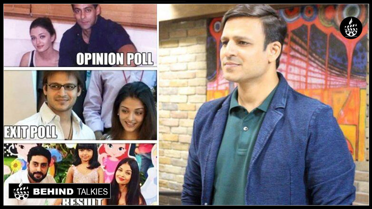 Photo of Bollywood actor Vivek Oberoi finally ends up the meme issue