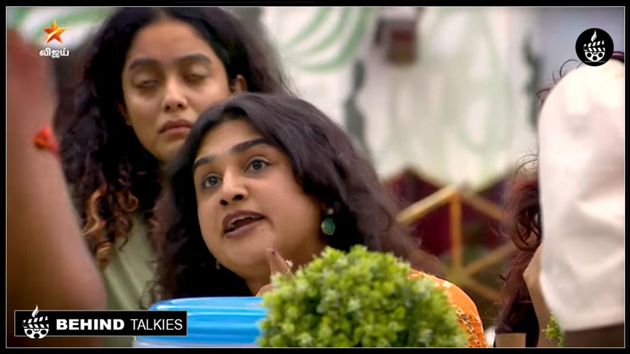 Photo of Housemates Turn Against Meera Mithun.!
