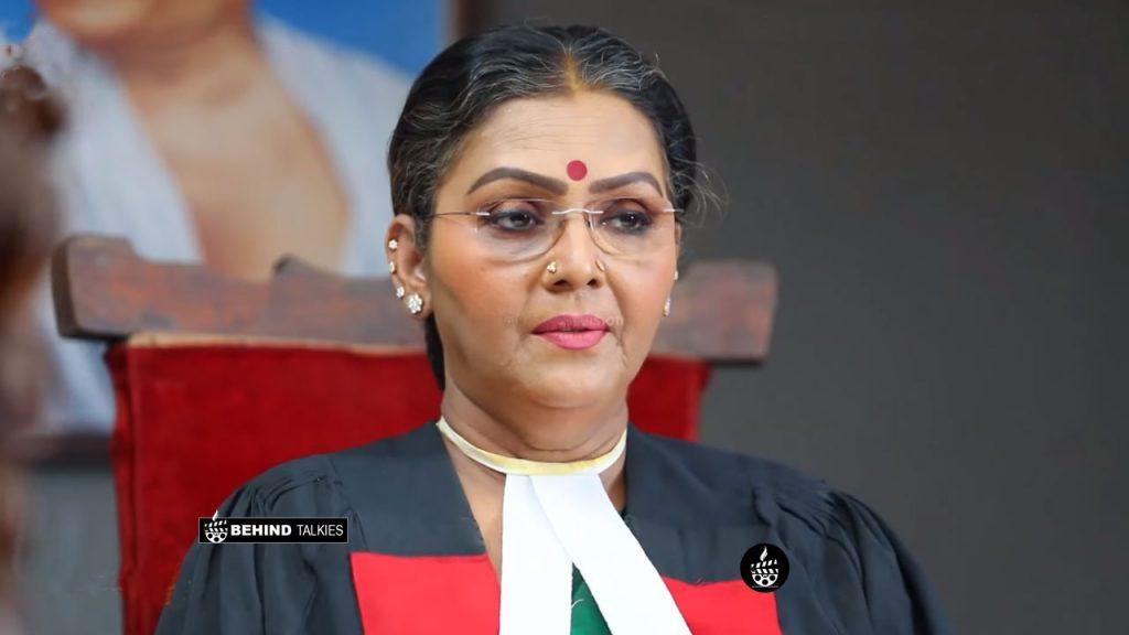 Fathima Babu in Serial