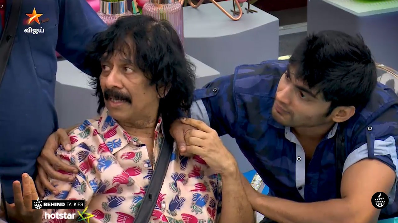 Photo of Its Mohan Vaidya Got Emotional On Bigg Boss House.!