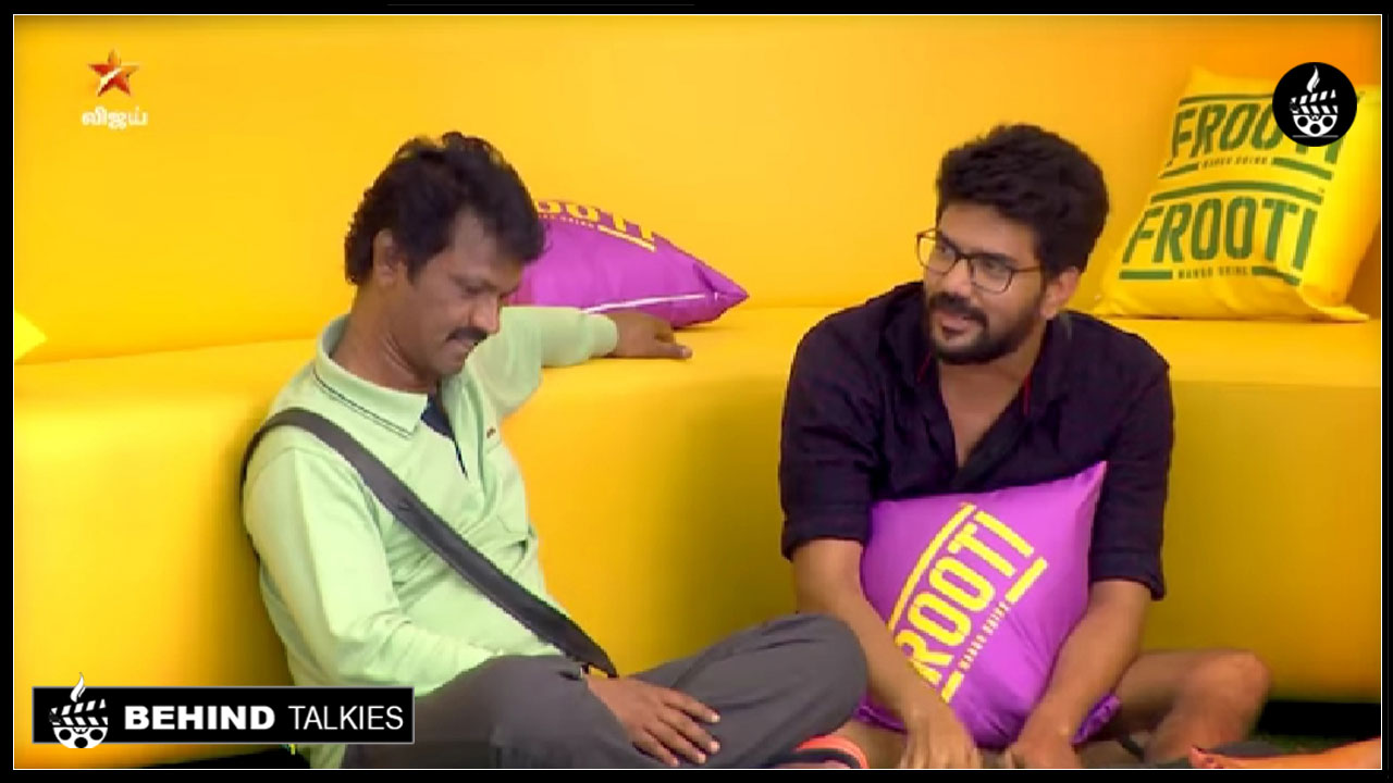 Photo of Kavin Teaches About Love To Losliya.!