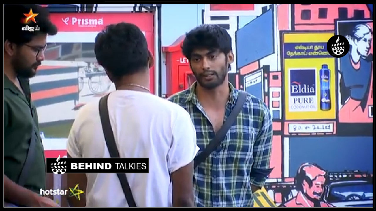 Photo of I Will Not Dare For Her Sound.! Tharsan Dares Vanitha.!