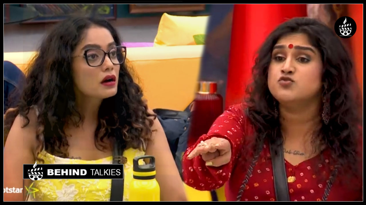 Photo of Big Clash Between Vanitha And Abhirami.!