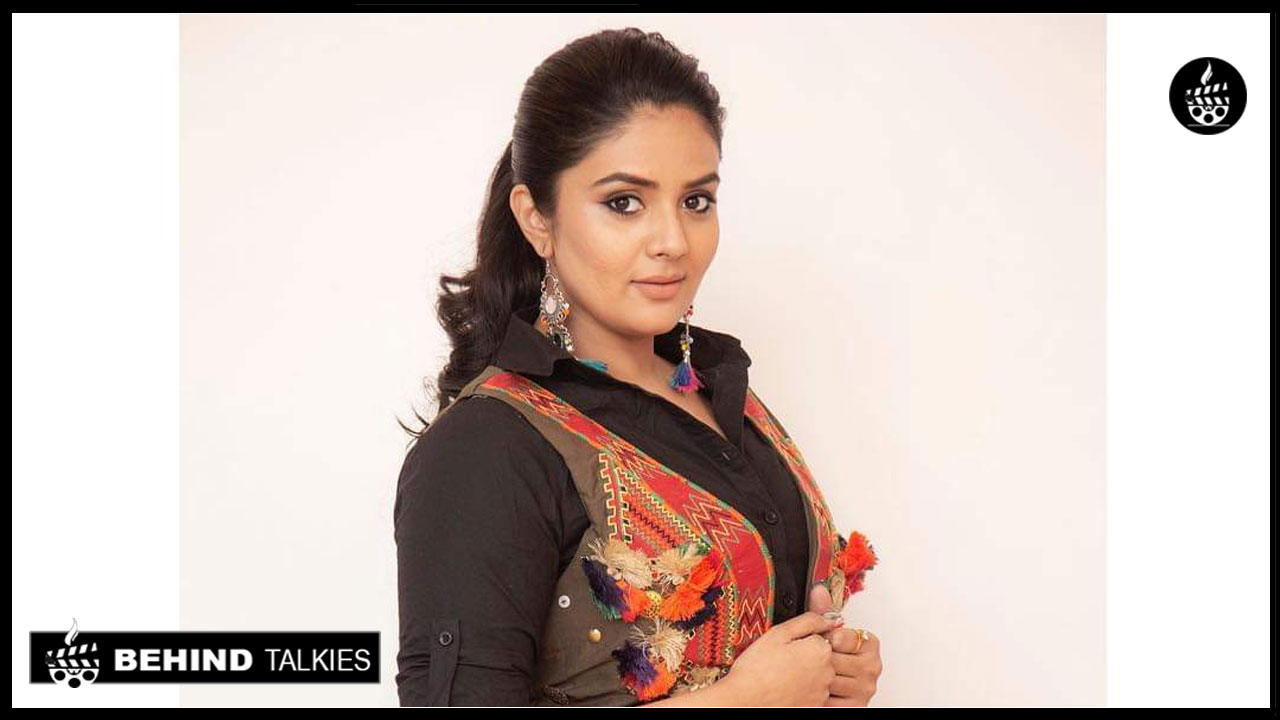 Photo of Sreemukhi